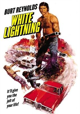 WHITE LIGHTNING New Sealed DVD Burt Reynolds Gator McKlusky