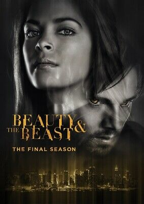 BEAUTY & THE BEAST TV SERIES THE COMPLETE FINAL FOURTH SEASON 4 New 4 DVD Set