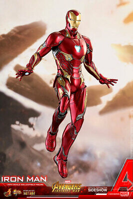 Hot Toys IRON MAN 3 MARK XLI ARMOR BONES 1//6 Scale MMS 251 NEW Factory Sealed