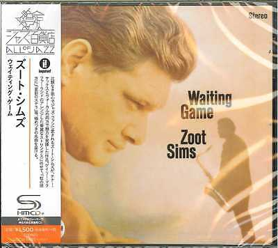 Zoot Sims-Waiting Game -Japan Shm-Cd C94