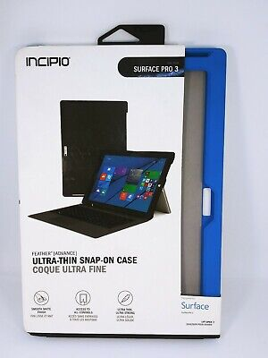 online retailer ca77b a9344 INCIPIO FEATHER ADVANCED Ultra Thin Snap-On Case For Surface Pro 4 ...
