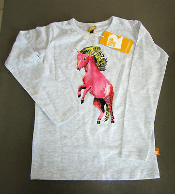Rock Your Kid Unicorn Long Sleeve T-Shirt Size 8 - New With Tags