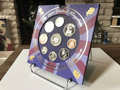 1998 The United Kingdom Brilliant Uncirculated Coin Collection