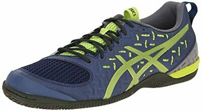 first rate 7cf38 722c8 ASICS MENS GEL-FORTIUS Tr 2 indigo blue/lime/taupe Running Shoes Size EUR