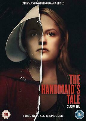 The Handmaid's Tale Season 2 New & Sealed UK Region 2