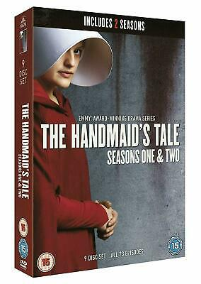 The Handmaid's Tale Season 1-2 New & Sealed Box Set UK Region 2