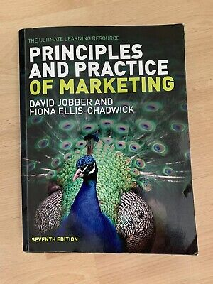 Principles and Practice of Marketing by David Jobber (Mixed media product, 2006)