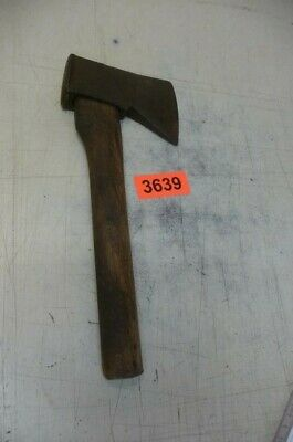3639. Alte Axt Hacke Beil  Old Axe Wood Tool
