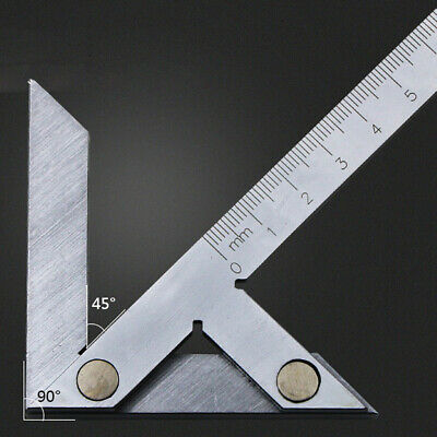 Measuring Accurate Gaging Line Center Gauge Marking Round Bar Stainless Steel