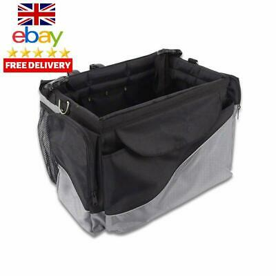 Moro Pet Bicycle Front-Box Basket Bike Case Seat Dog Puppy Cat Outdoor Travel Ca