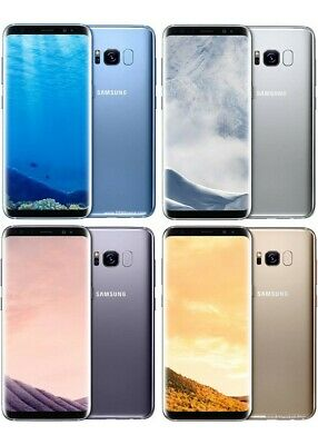 "Samsung Galaxy S8 SM-G950F 64GB 5.8"" Android Unlocked Smartphone Mobile"