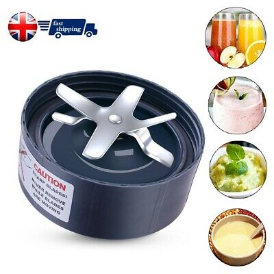 LATEST NUTRIBULLET 600W/900W Replacement Cross Extractor Blade UK Hot Brand New