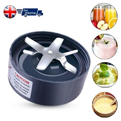 LATEST NUTRIBULLET 900W Replacement Cross Extractor Blade UK Hot Brand New