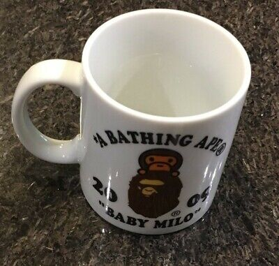 Cup 99 Ape Bathing Coffee Baby Glass19 A Bape Mug Milo bgYfm76vIy