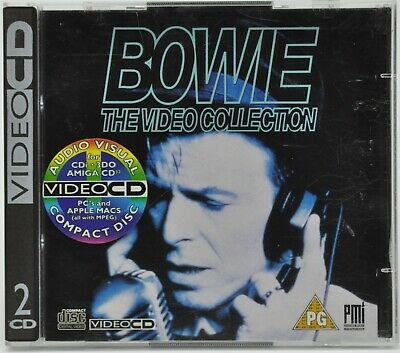 David Bowie - The Video Collection 2 Video-CD (Version 1.2)
