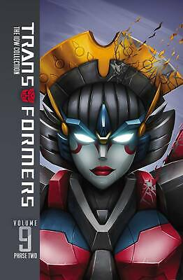 TRANSFORMERS: THE IDW COLLECTION PHASE TWO VOL #9 HARDCOVER Sci Fi Comics HC NEW