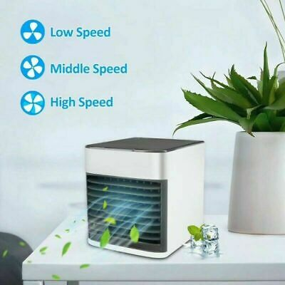 Portable Air Cooler Mini Conditioner USB 2nd Ultra Home OL Compare to Arctic Air