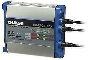 Guest  ChargePro 2711A 5/5  10 AMP dual output on battery charger board