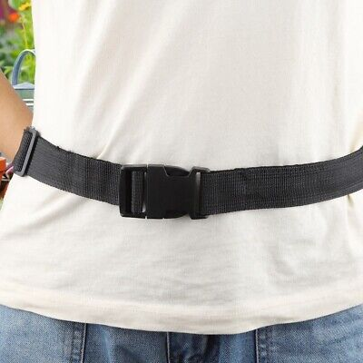 Hiding Security Wallet Passport Money Waist Belt Travel Bag Pouch Garden Tool