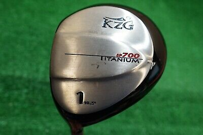 KZG SP 700 TITANIUM DRIVER FOR PC