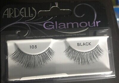d7d16843e1a ARDELL FASHION LASHES Glamour - 105 Black 240413 Brand New - $5.49 ...