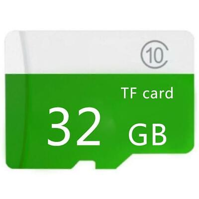 32GB Micro-SD Memory Card Class 10+Sd-Tf Large-Capacity For PC Cam Phone
