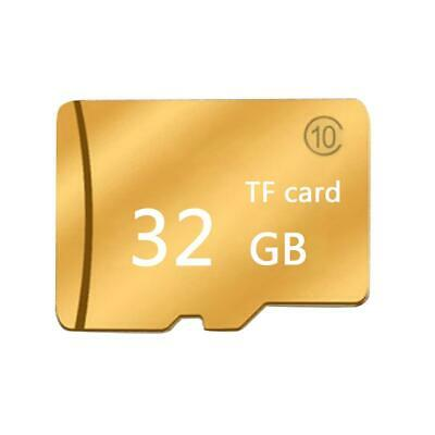 Gold Micro-SD Memory Card 32GB Class 10+Sd-Tf Large-Capacity For Mobile PC