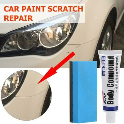 Car Scratch Paint Care Body Compound Polishing Scratching Paste Repair Wax Kits