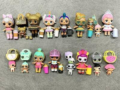 Limited Collection LOL Surprise Punk boy LUXE Kitty Queen Bee UNICORN Dolls Toys