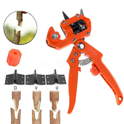 Pro Garden Nursery Fruit Tree Pruning Shears Scissor Grafting Cutting Tools Set