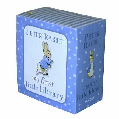 Beatrix Potter Peter Rabbit My First Little Library - Newborn Baby Gifts