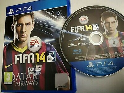 * PLAYSTATION 4 Game * FIFA 14 Football * PS4