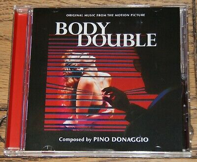 Body Double 2017 Remastered Intrada Reissue Pino Donaggio Oop Sold Out From Uk