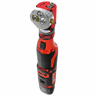 Cordless Sharpie DXCL™ Tungsten Grinder Adjustable 15°- 45° Silver Face/Red Head