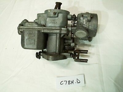 Ford Carburettor C7BH.D Cortina 1967/68 1600 X/Flow. Carby Vergasser