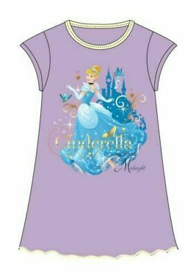 Girls Disney Cinderella Nighty Ages 2-3,3-4,5-6,7-8 Years NEW