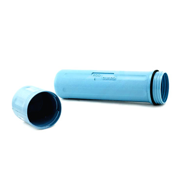 Rod Guard® 18' (457mm) Electrode Canister | Select Color: High Temp Blue