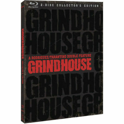 Grindhouse Blu-ray Two-Disc Collector's Edition