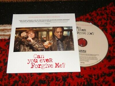 DVD Can You Forgive Me? promo screener FYC Melissa McCarthy press