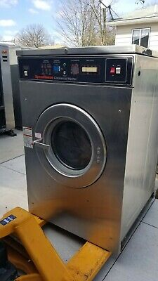 speed queen single phase washer