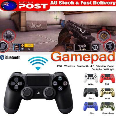 Playstation 4 PS4 Game Controller Wireless Wired Gamepad Dualshock For Sony AU
