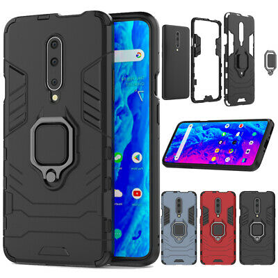 Hybrid Shockproof Armor Hard Cover Heavy Duty Stand Case For Oneplus 7 Pro 5G 6T