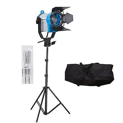 150W Fresnel Tungsten Video Continuous Lighting As Arri Spot Light Pro One Set