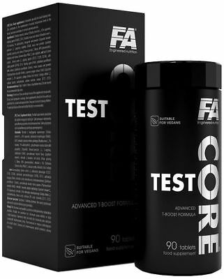 Test Core FA Nutrition  90 Tabletten 33,77 € / 100 g