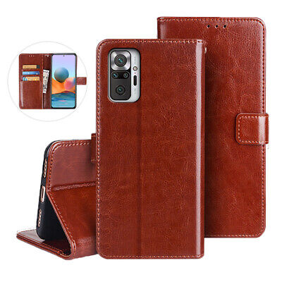 For Xiaomi Redmi 7A GO Note 7 6 Pro Magnetic Flip Leather Wallet Card Case Cover