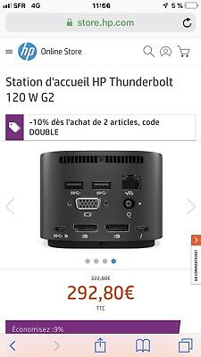 Try These Hp Zbook 230w Thunderbolt G2 Dock {Mahindra Racing}
