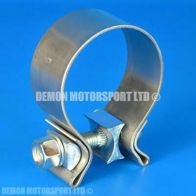 "HEAVY DUTY Exhaust Clamp 2.5"" inch (65mm to 60mm)"