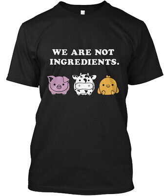 Great gift We Are Not Ingredients Hanes Tagless Tee Hanes Tagless Tee T-Shirt