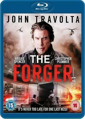 The Forger Blu-ray (2014)