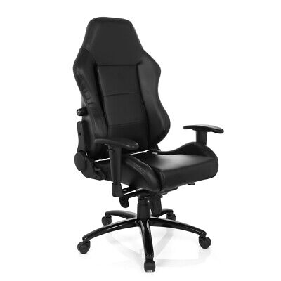 Gaming Chair Office Swivel Seat Sports Chair 180° Reclining INDY  II hjh OFFICE